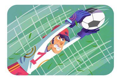 آموزش فوتبال برای نوجوانان