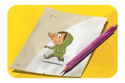 آموزش نقاشی کارتونی برای کودکان